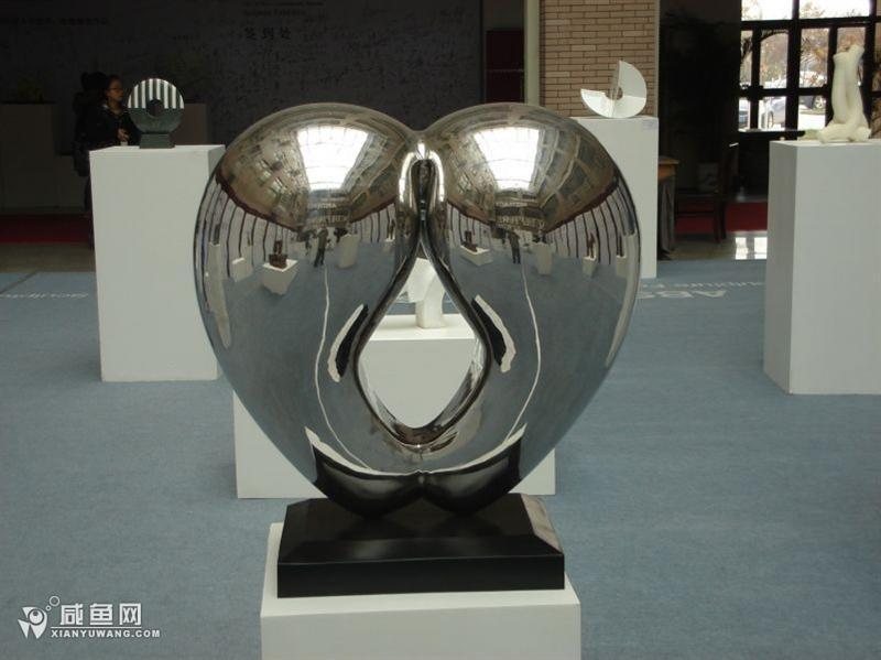 当代抽象雕塑 抽象雕塑头像 国外抽象雕塑作品