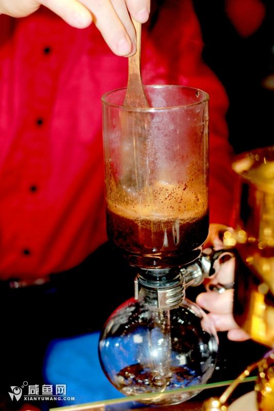 塞纳左岸咖啡主题 领略咖啡文化